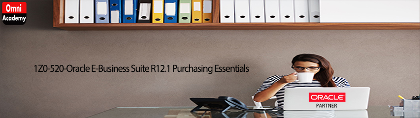 1Z0-520-Oracle-Purchasing-Essentials