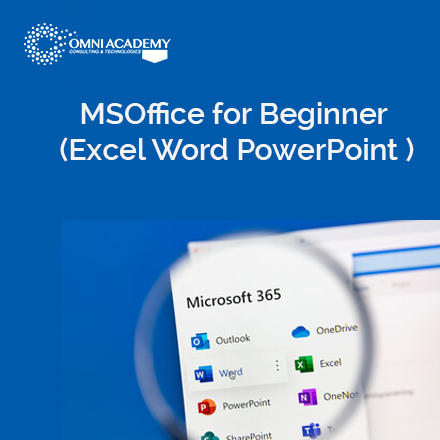 MS OFFICE Beginner COURSE