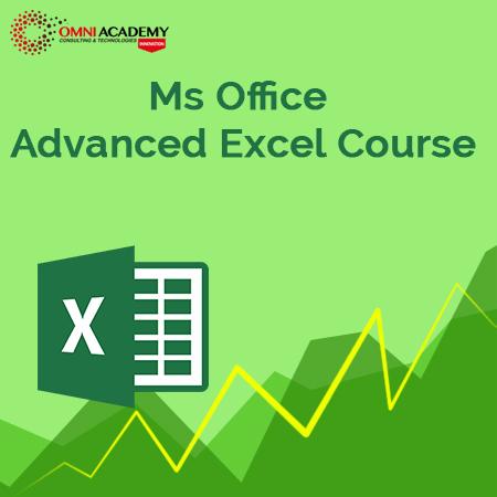 Adv Excel Course