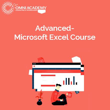 Advance excel course