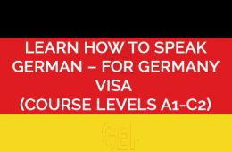 Speak German Course