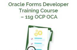 11g OCP OCA Course