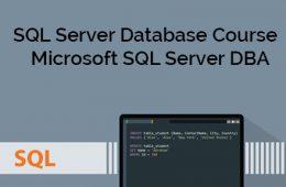 SQL Server Course