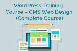 CMS Course