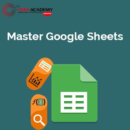 Master Google Sheets Course