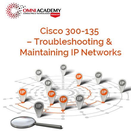 Cisco 300-135 Course