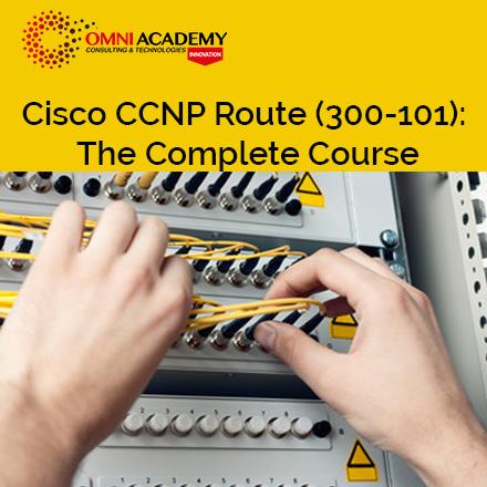 Cisco CCNP Course