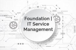 IT Service Course