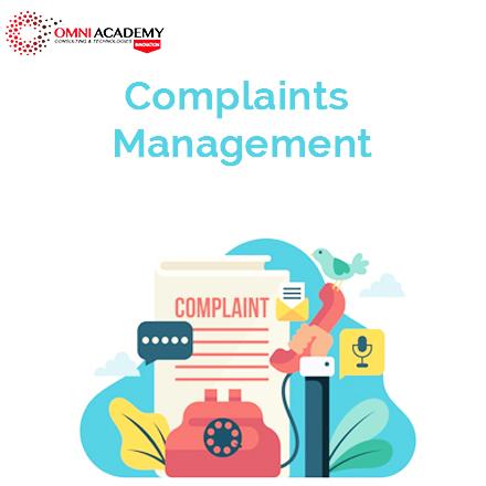 Complaints Management Course