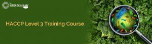 HACCP Course