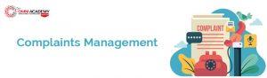 Complaint Management Course