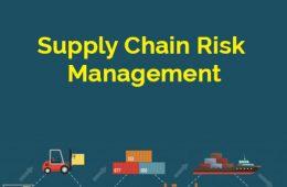 Supply chain Risk Course
