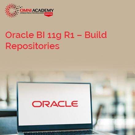 Oracle BI 11g R1 Course