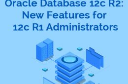 New Feature 12c R1 Course