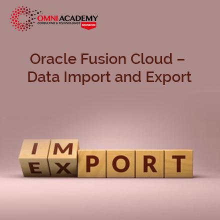 Oracle Fusion Cloud Course