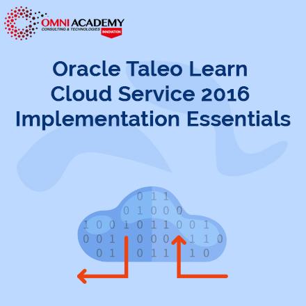 Taleo Cloud Service Course