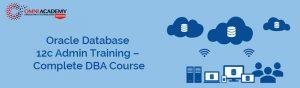 DBA 12c Course