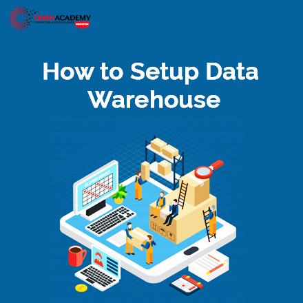 Setup Warehouse Course