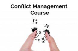 Conflict Management Course