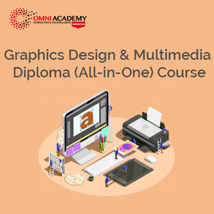 Diploma Graphic Design and Multimedia Course