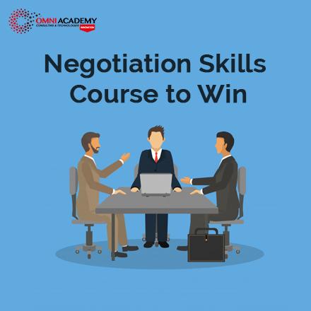 Negotiation Skills Course