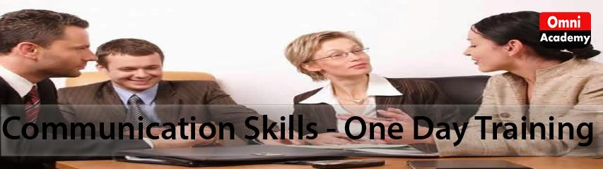 Communication Skills - One DayTraining