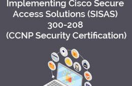 Cisco Secure Course