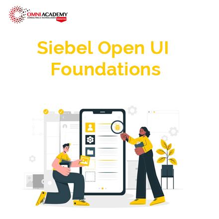 Siebel UI Course