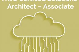 AWS Solution Architect Course