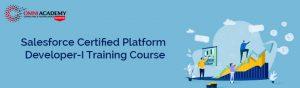 SalesForce Developer 1 Course
