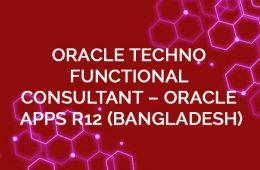 Oracle Techno Course