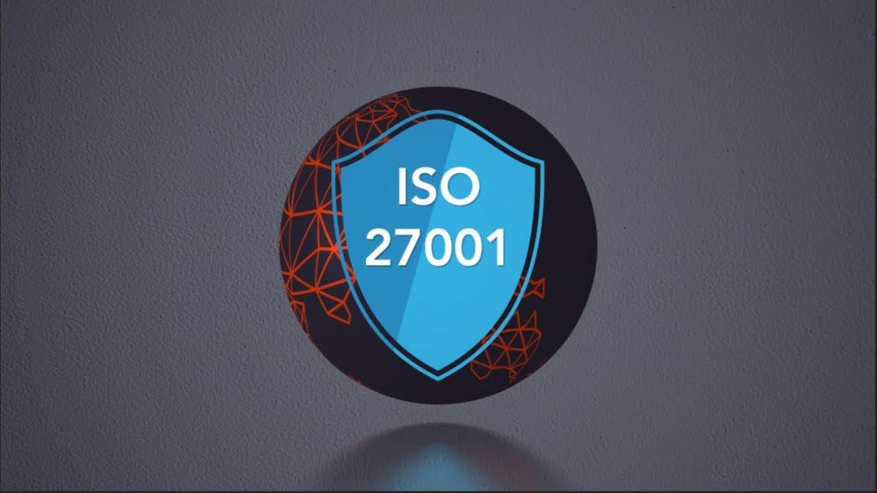 Slider ISO 27001