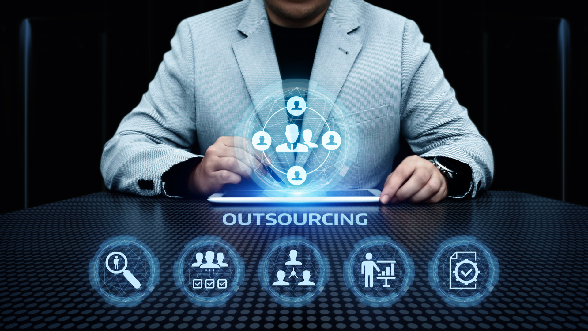 slider outsourcing
