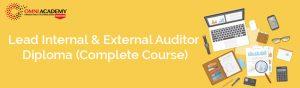 Lead I & E Auditor Course