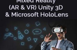 AR & VR 3D Course