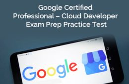 Cloud Developer Exam