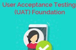 UAT Foundation Course