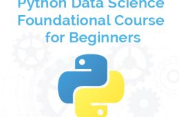 Python Data Sciences Course for Beginners