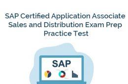 SAP S&D Exam