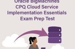 CPQ Exam