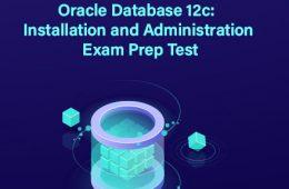 Database 12c Exam