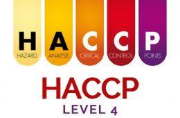 HACCP Level 4