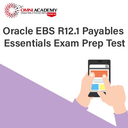 EBS R12.1 Exam
